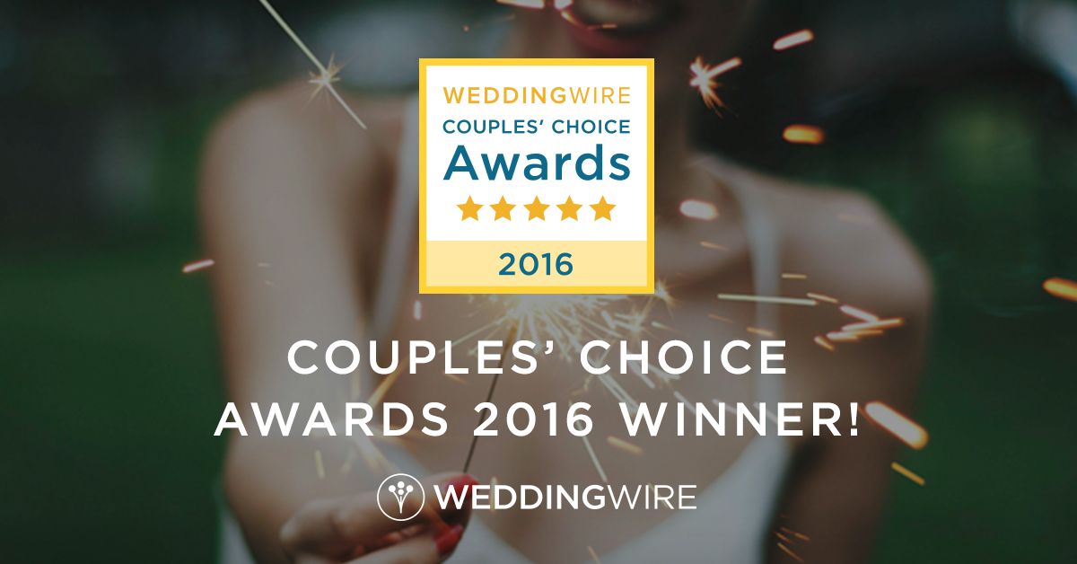 Couples' Choice Awards 2016 - WeddingWire.com