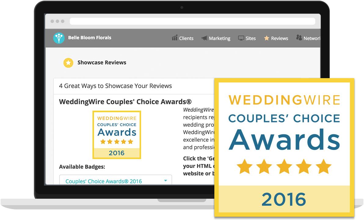 Couples\' Choice Awards 2016 - WeddingWire.com